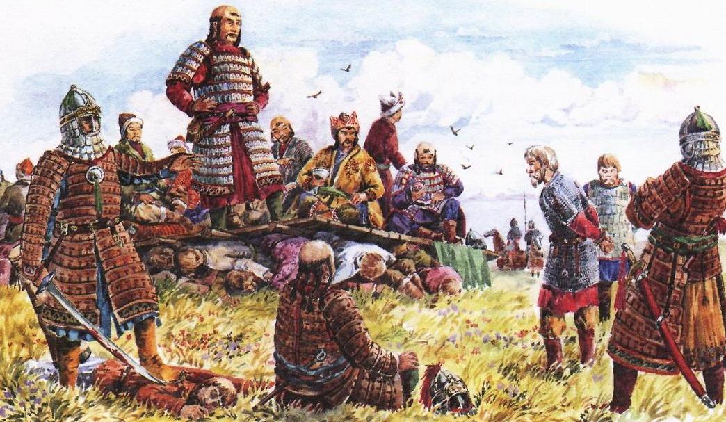 Татаро - монгольское иго. Самые интересные и шокирующие факты